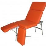 складное косметологическое кресло для педикюра