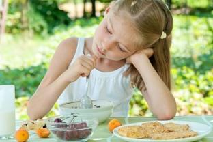 ребёнок плохо ест