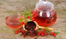 чай из сухого шиповника рецепт